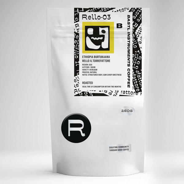 Rello Il Torrefattore   coffee package