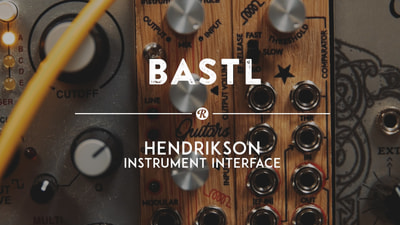 Bastl Instruments Hendrikson Eurorack Module | instrument amplifier | demo performance