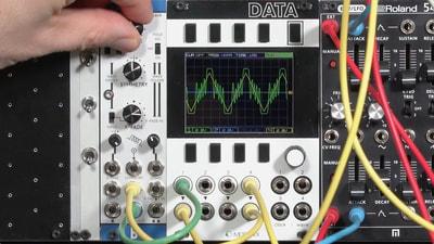 Bastl Instruments Timber Eurorack Module | wave shaping module | demo performance