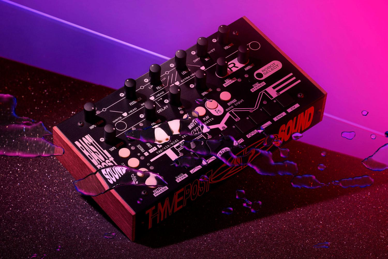 Bastl Instruments Thyme | audio effects processor
