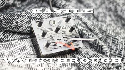 Bastl Instruments Kastle   mini modular synthesizer   demo guide