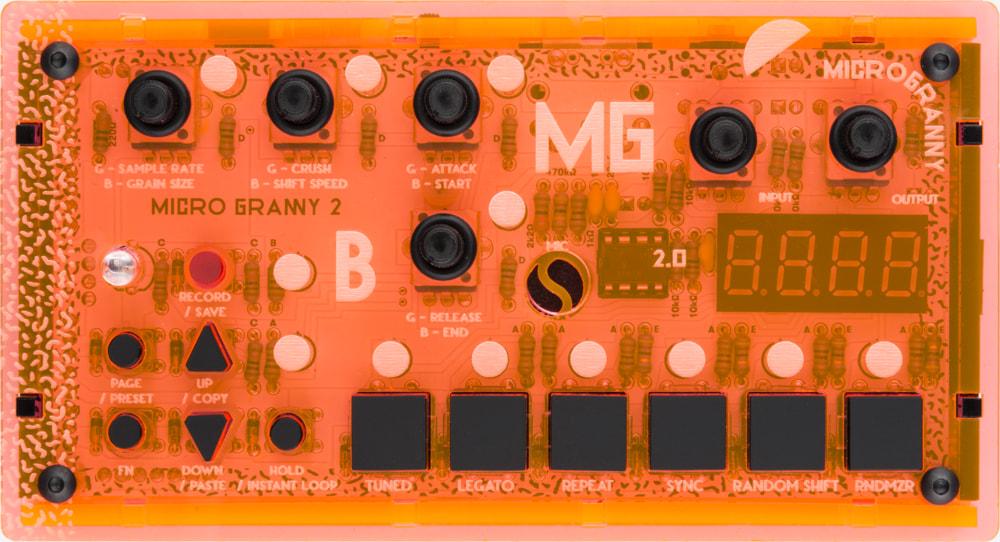 microGranny 2 | Bastl Instruments