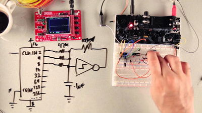 Bastl Instruments OMSynth | Synthesizer Circuit Development Tool | demo performance