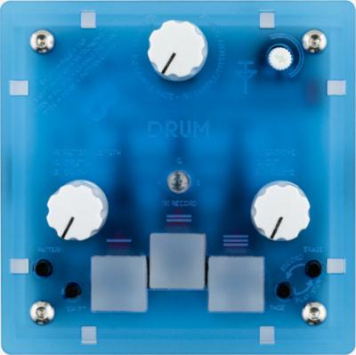 Bastl Instruments Trinity Drum | digital drum synthesizer | front view