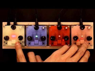 Bastl Instruments Trinity | digital instrument line | demo performance